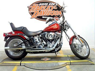 2009 Harley-Davidson® FXSTC Softail® Custom | ChopperExchange.com | $12,499 - Taylor, MI