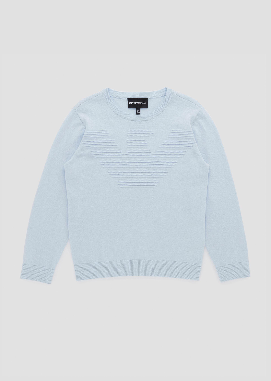 cc2028a3d2 EMPORIO ARMANI SWEATERS - ITEM 39948864. #emporioarmani #cloth ...