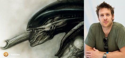 """El director Neill Blomkamp fue confirmado para desarrollar la próxima película """"Alien"""" que no tiene relación con &ldq.."""