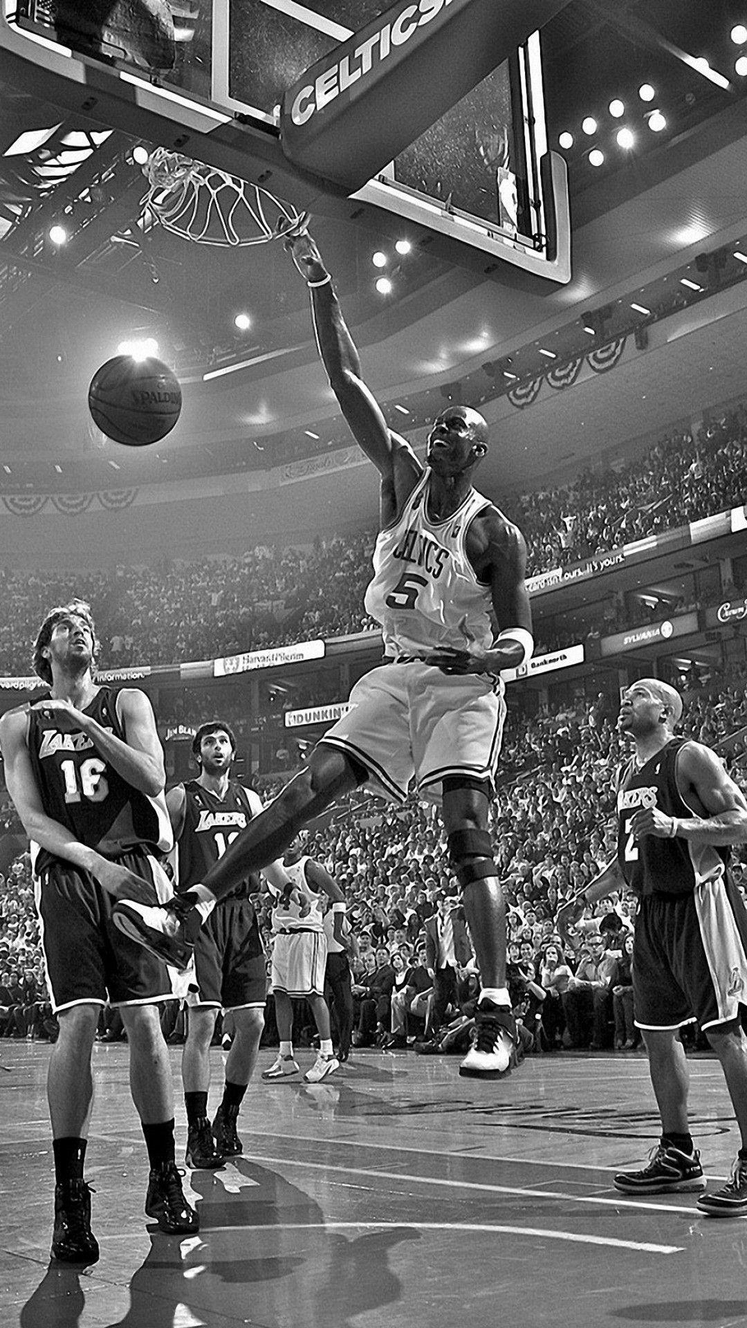 Iphone Basketball Player Wallpaper Hd