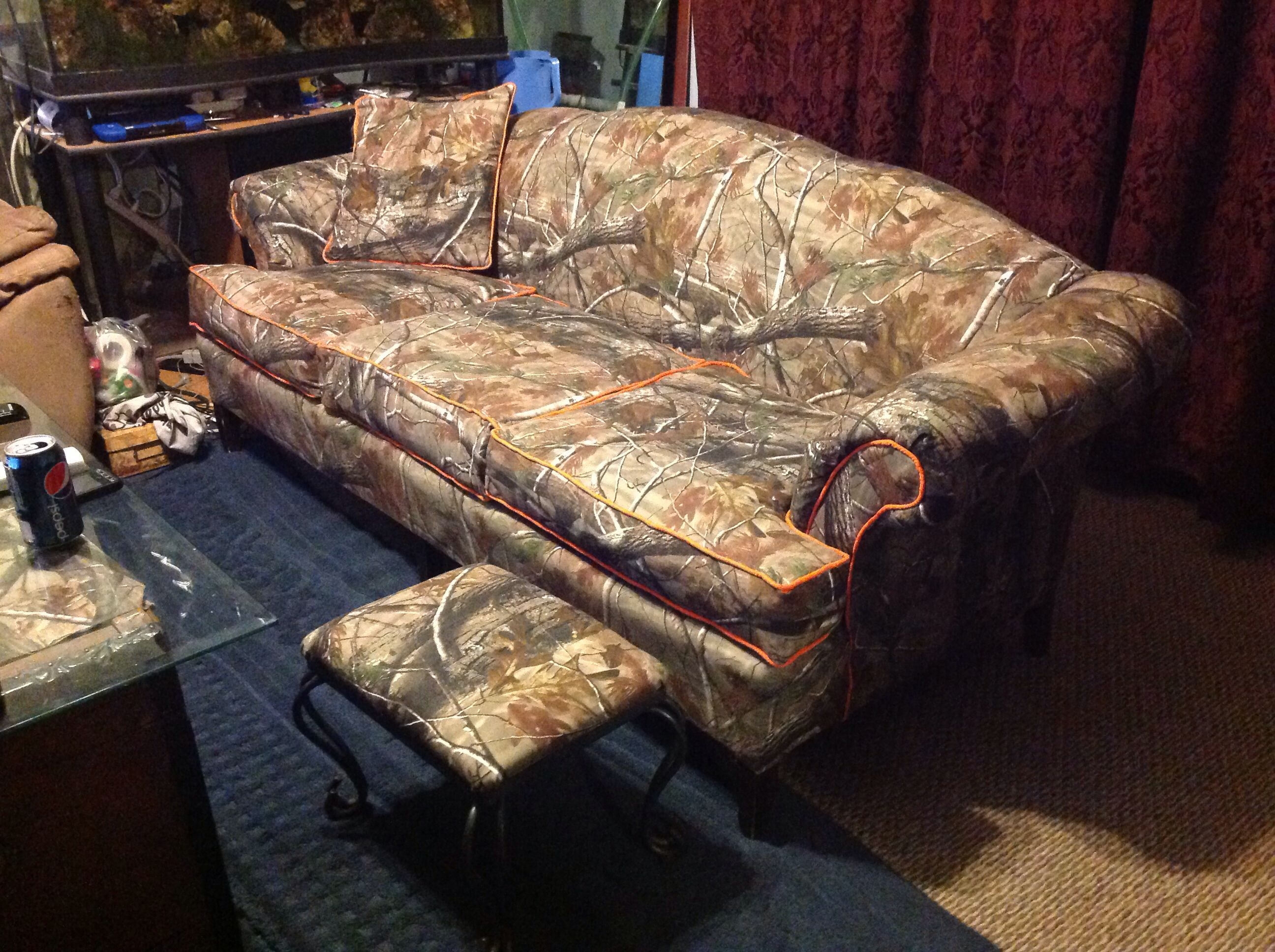 covers camo couches furniture collection cover image of sofa in leather couch prepossessing design ideas
