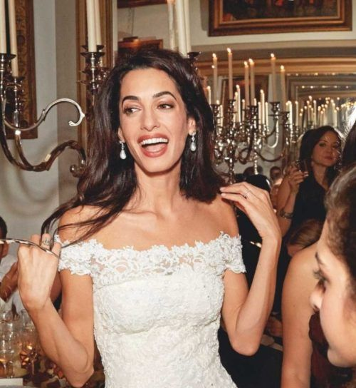 How To Get Amal Clooney's Glam Makeup Look In Minutes