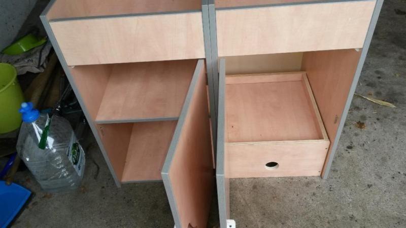k chenblock f r vw bus t4 t5 oder ander kastenw gen guter. Black Bedroom Furniture Sets. Home Design Ideas