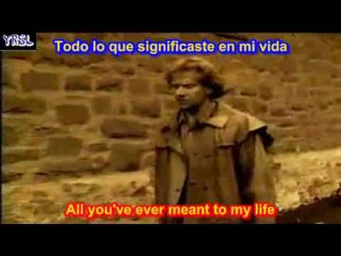 Let It Be The Beatles Subtitulado Espanol Ingles Youtube Air Supply