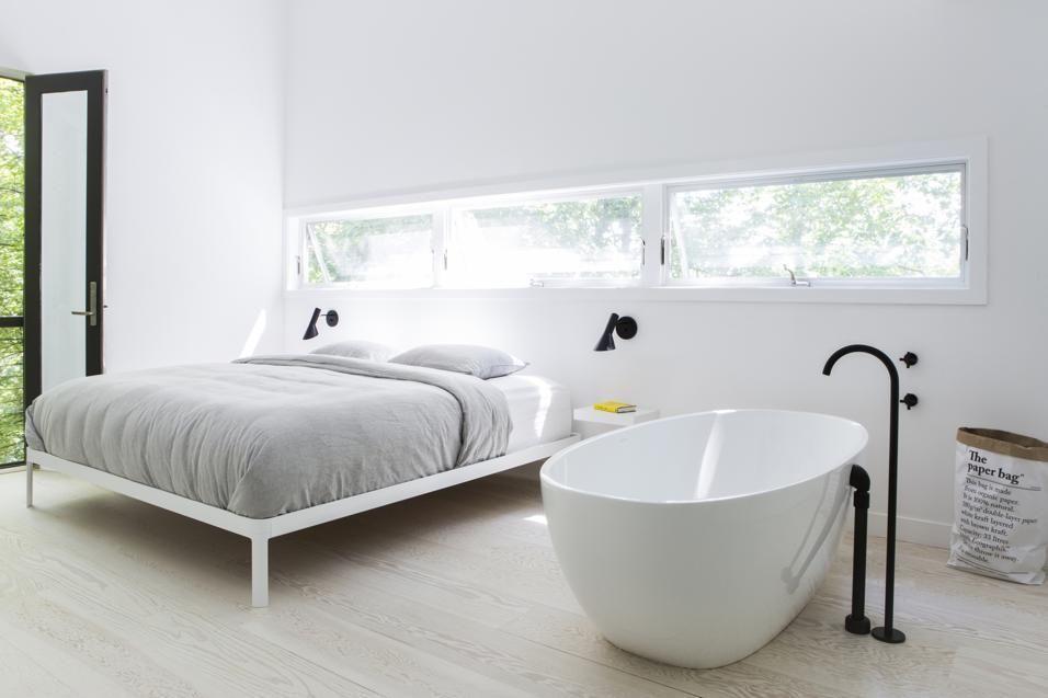 35 idee per arredare la camera da letto | Vasca | Camera da ...