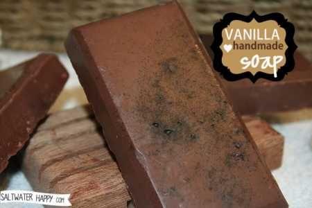 Soap Recipe – Vanilla