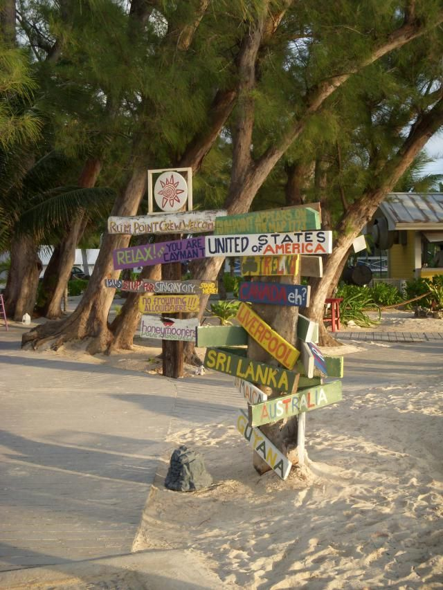 Top Cayman Islands Attractions: Rum Point