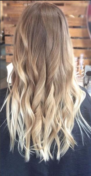 bronde to blonde balayage ombre natural hair ombre. Black Bedroom Furniture Sets. Home Design Ideas