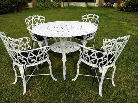 COMEDOR PARA JARDIN | Jardín | Pinterest | Outdoor Furniture ...