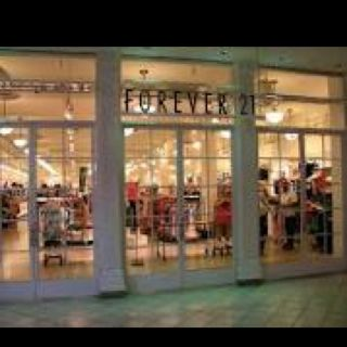My fave store! Forever 21