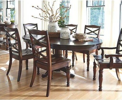 Porter Table And Base Round Dining Table Sets Round Dining