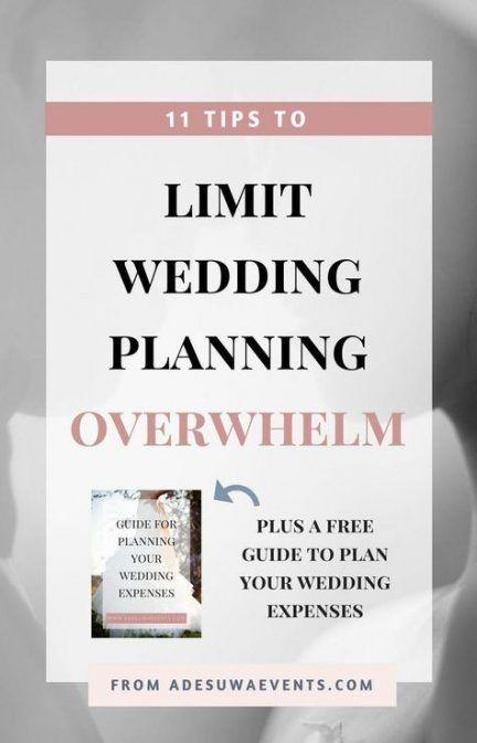 29+ Ideas Wedding Planning Checklist Backyard | Wedding ...