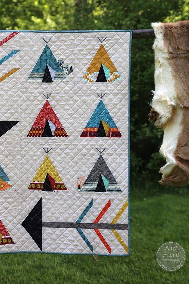 My Tribe Quilt | Kid quilts, Southwest quilts and Patterns : modern kids quilts - Adamdwight.com