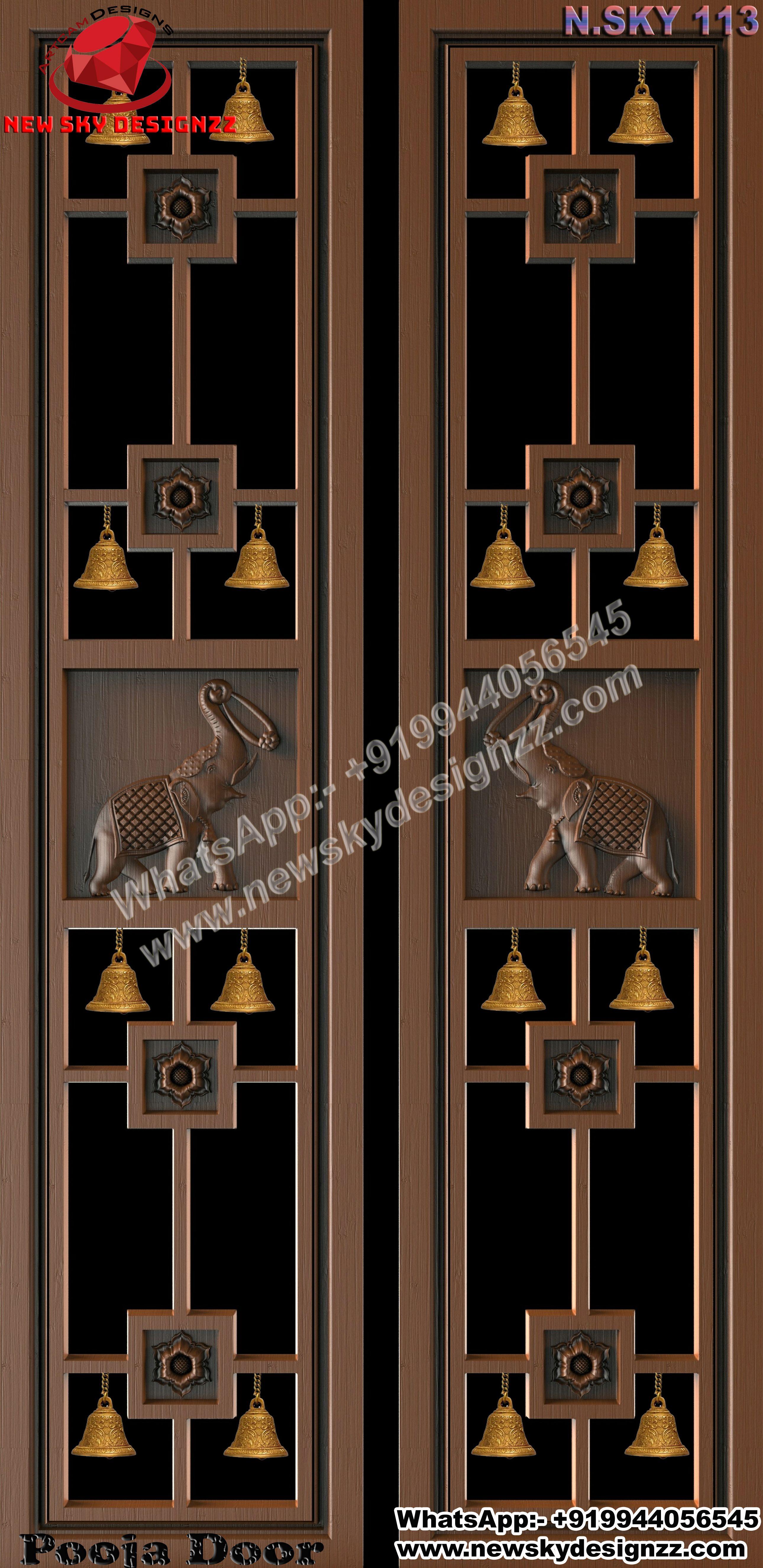 Pin By Pirajikennurkar On Pooja Room Door Designs In 2021 Pooja Room Door Design Room Door Design Wooden Main Door Design Home simple pooja room door designs