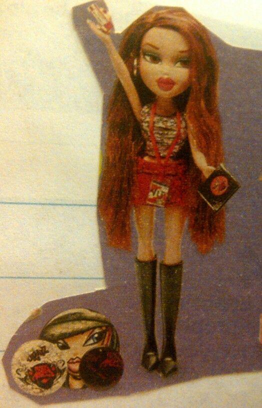 Bratz Rock Angelz Meygan doll | Barbie & Bratz Dolls | Pinterest