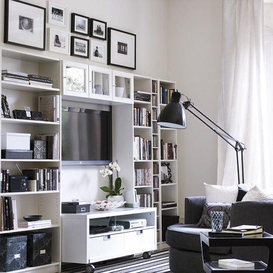 Living Room Storage Ideas Ideal Home Living Room Storage Solutions Small Living Rooms Living Room Storage