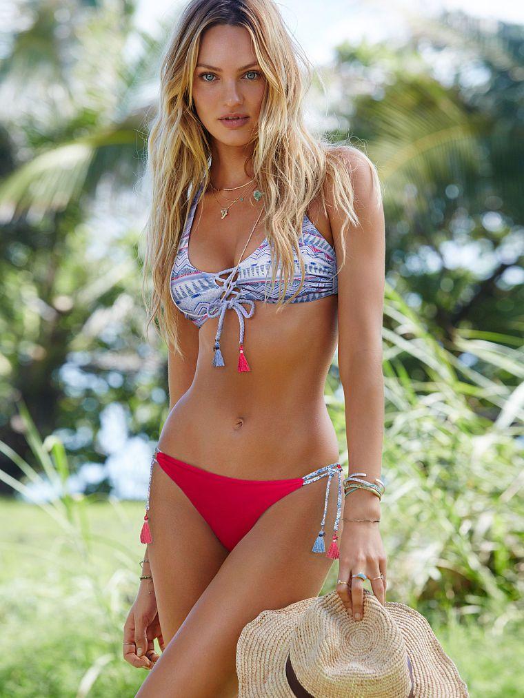 American supermodels in bikinis