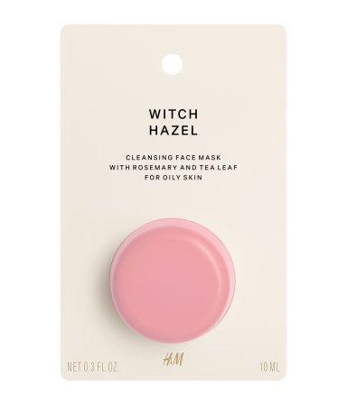 Ansigtsmaske til fedtet hud | Witch Hazel | Dame | H&M DK