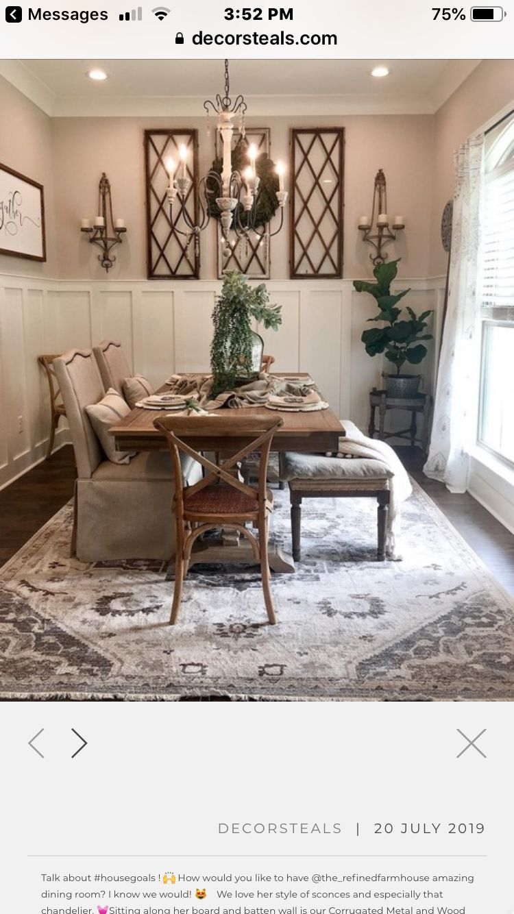 Pin by lynn walsh on Dining Room Decor!!! Cottage side