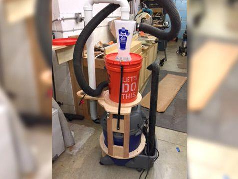 Do-It-Yourself Tips & Tricks for the Dust Deputy® | Oneida Air