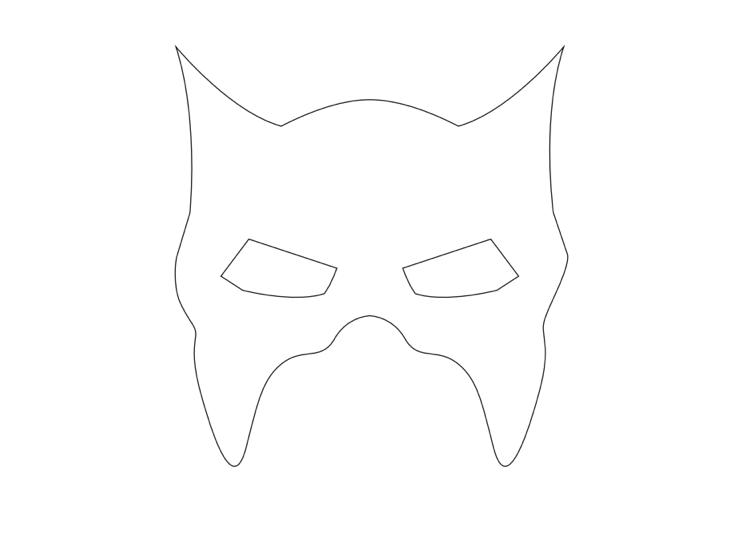 Einhorn Masken Mit Kostenlosen Druckbaren 1