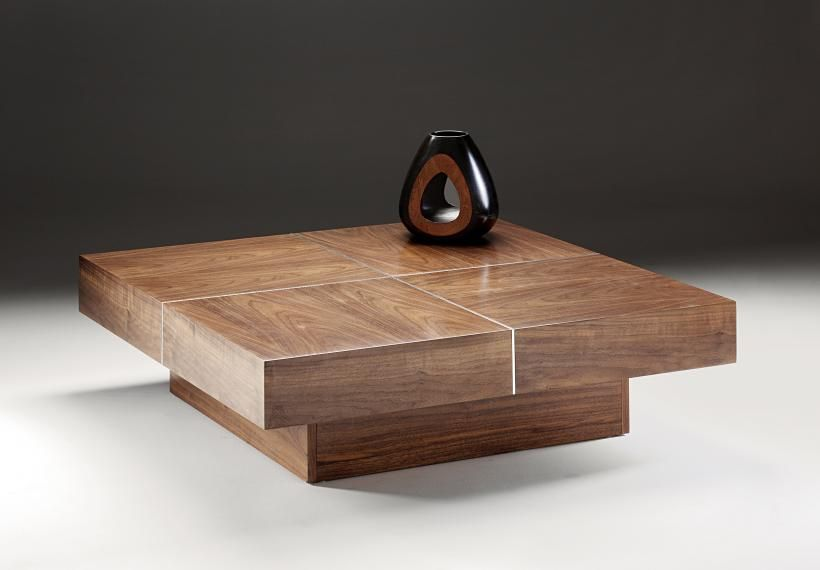 walnut coffee table. Image Detail For -JUMP Walnut Coffee Table O