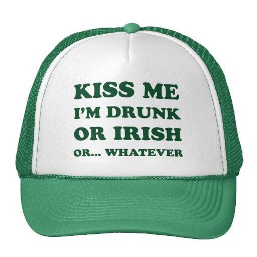 c9d1683e7 Pin by masko fdead on Funny Irish Hats | Irish hat, St patricks day ...