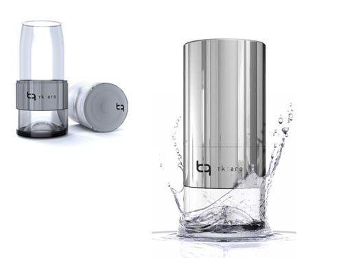 Tk Aro Glass Water Bottle