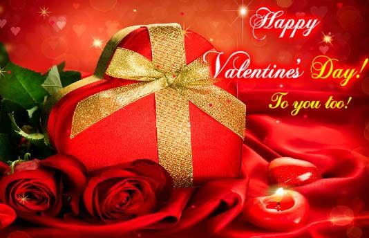 Valentines Day Thank You Ecard – Valentine Cards Online Send