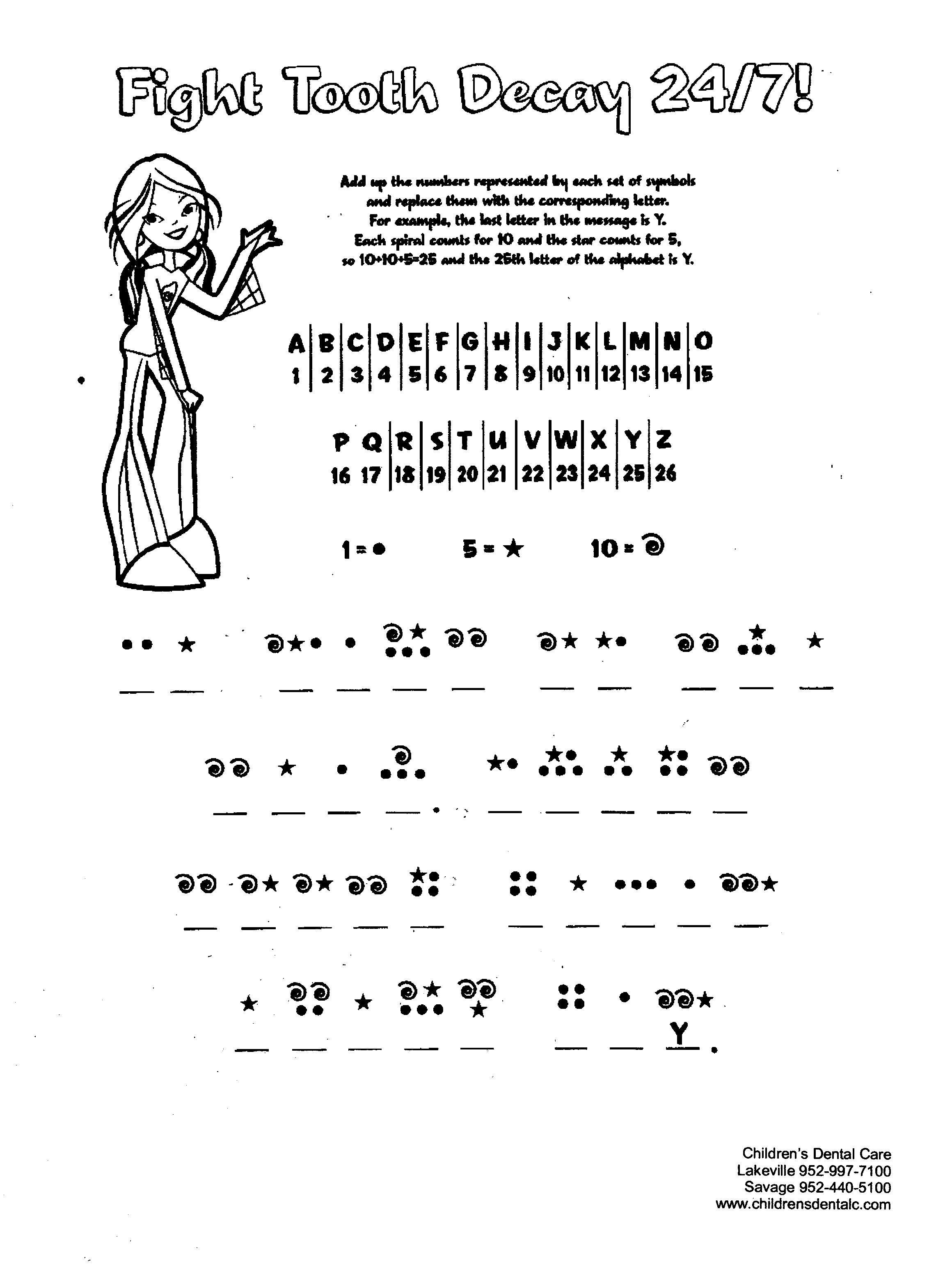 Worksheets Dental Worksheets dental care worksheets activity sheets education pinterest sheets