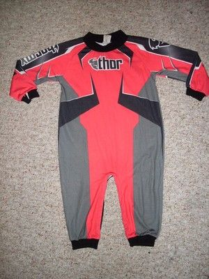 410545c2c Thor MX Phase Motocross Baby Jersey Onsie One-Piece Pajamas 12-18 ...