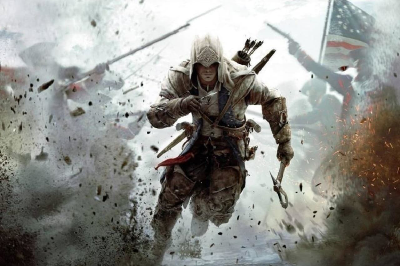 Remastered Version Of Assassin S Creed Iii Features Major Gameplay