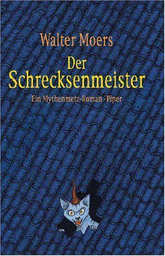 Der Schrecksenmeister Walter Moers Walter Moers Bucher Und Zamonien