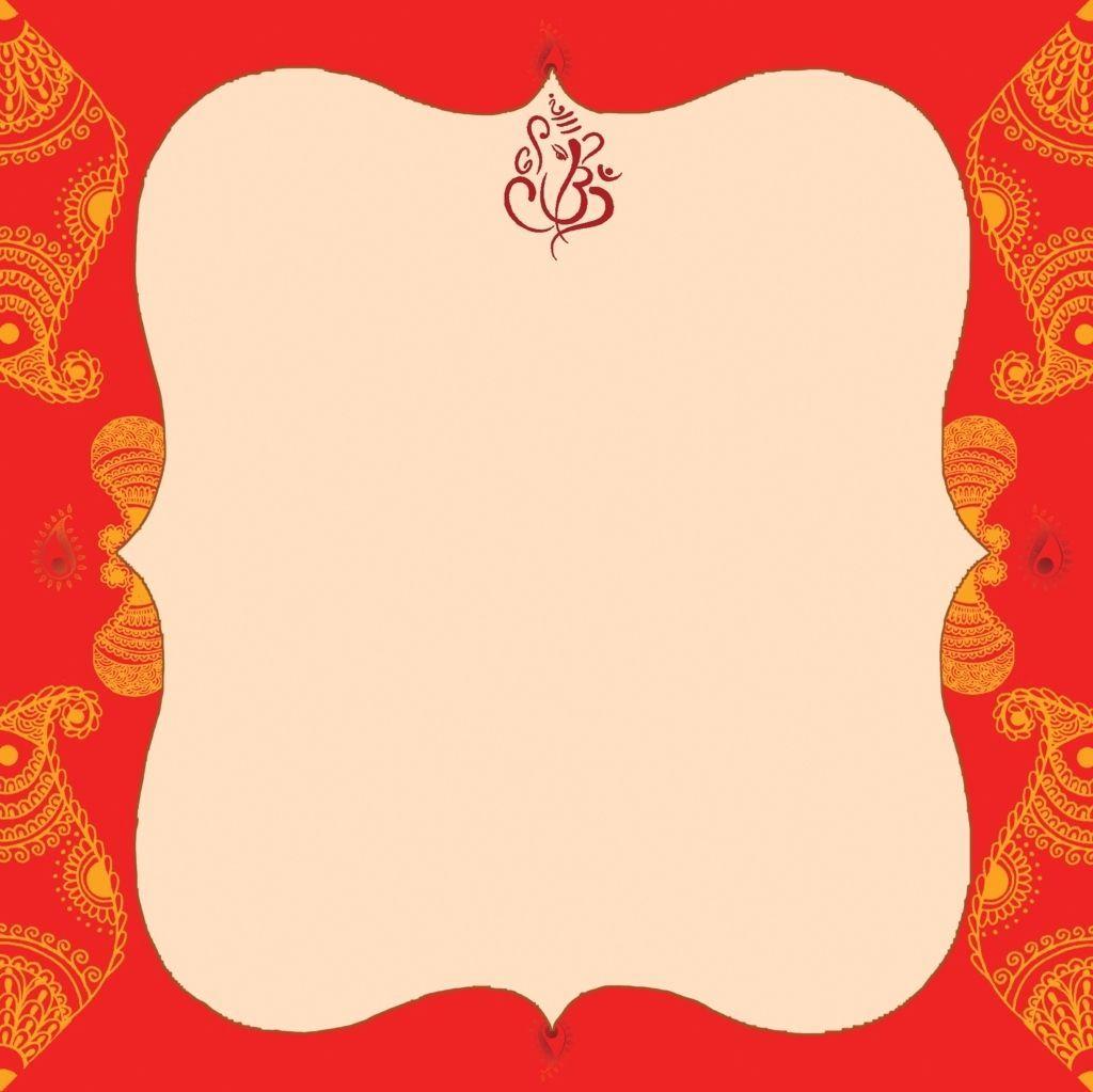 Wedding Invitation Cards Design Blank Wedding Blank Invitation