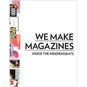 We make magazines.