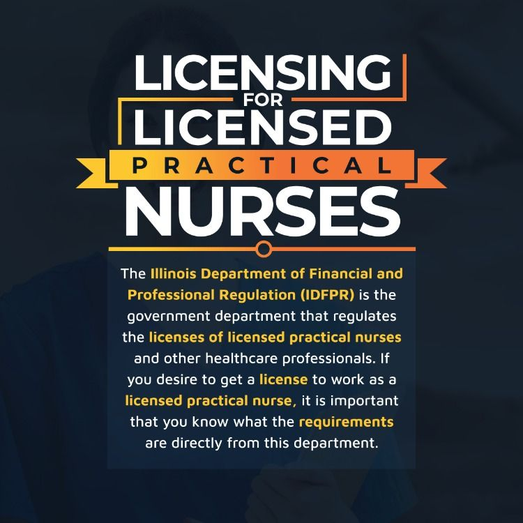 Licensing For Licensed Practical Nurses Newlakecollege Lpn