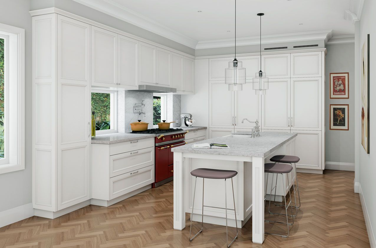 traditional kitchen designs  custom kitchens  dan