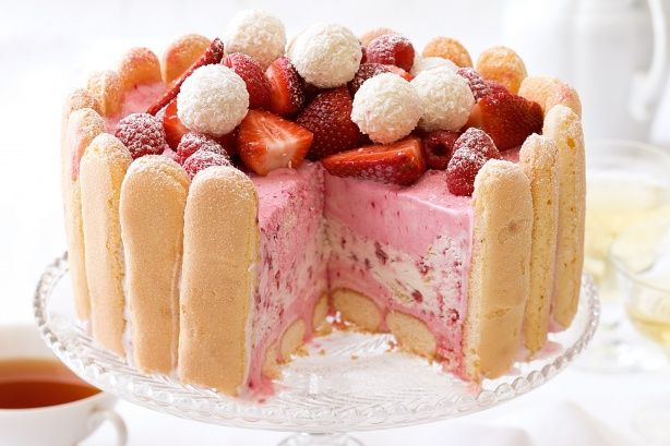 Easy vanilla ice cream cake recipes
