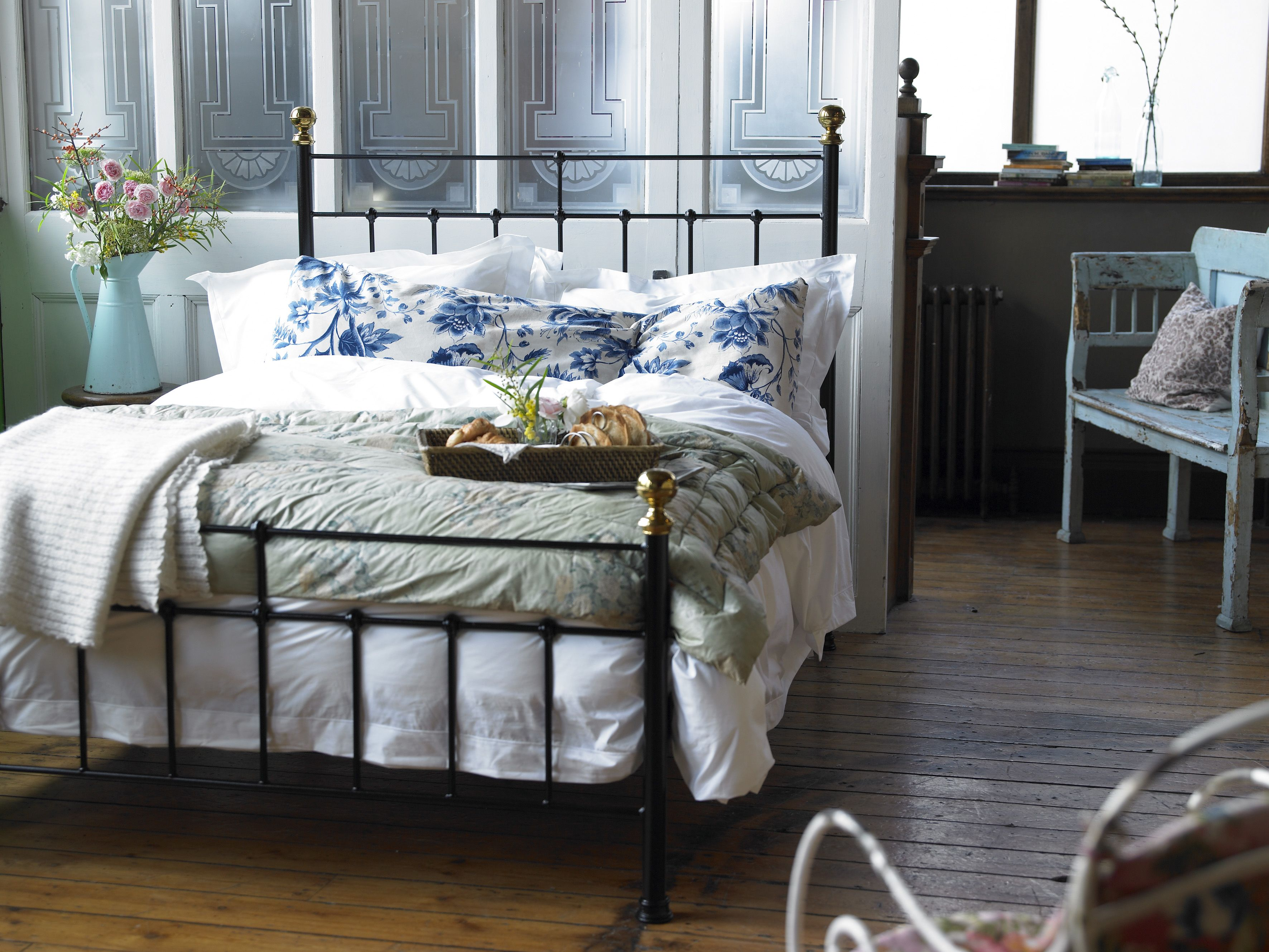 Pin By Kathleen Mcnally On Bedrooms I Love Wrought Iron