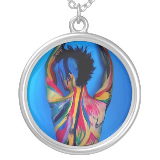 Bird of Paradise Necklace  Buy online in time for the Holidays!