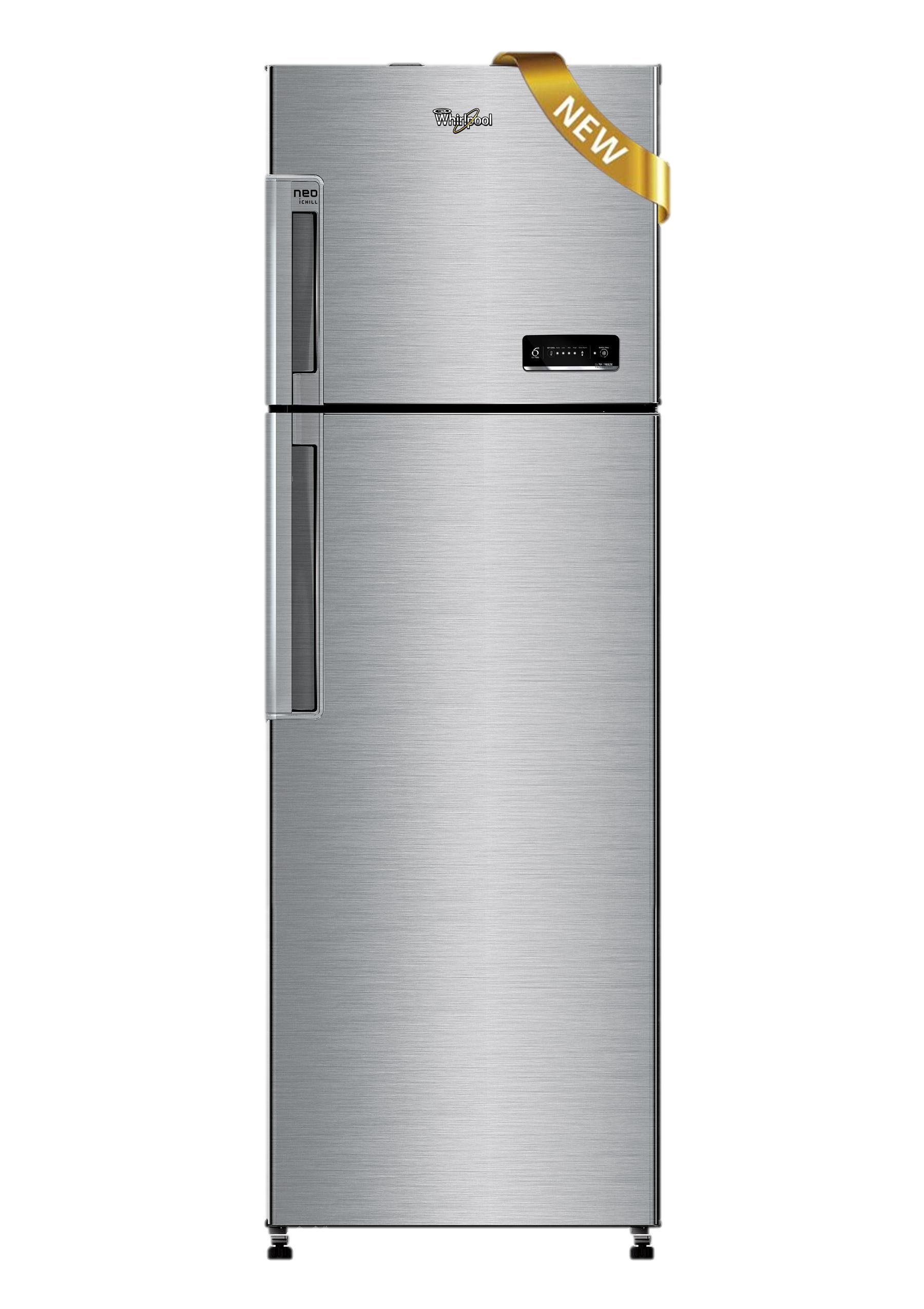 Refrigerator This Whirlpool Double Door Refrigerator Comes With 340 Litre Of Capacity And 1 Year On Product Double Door Refrigerator Refrigerator Water Bottels
