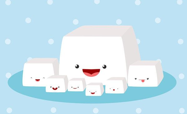 Happy sugar cubes by orangecircle.deviantart.com on @deviantART