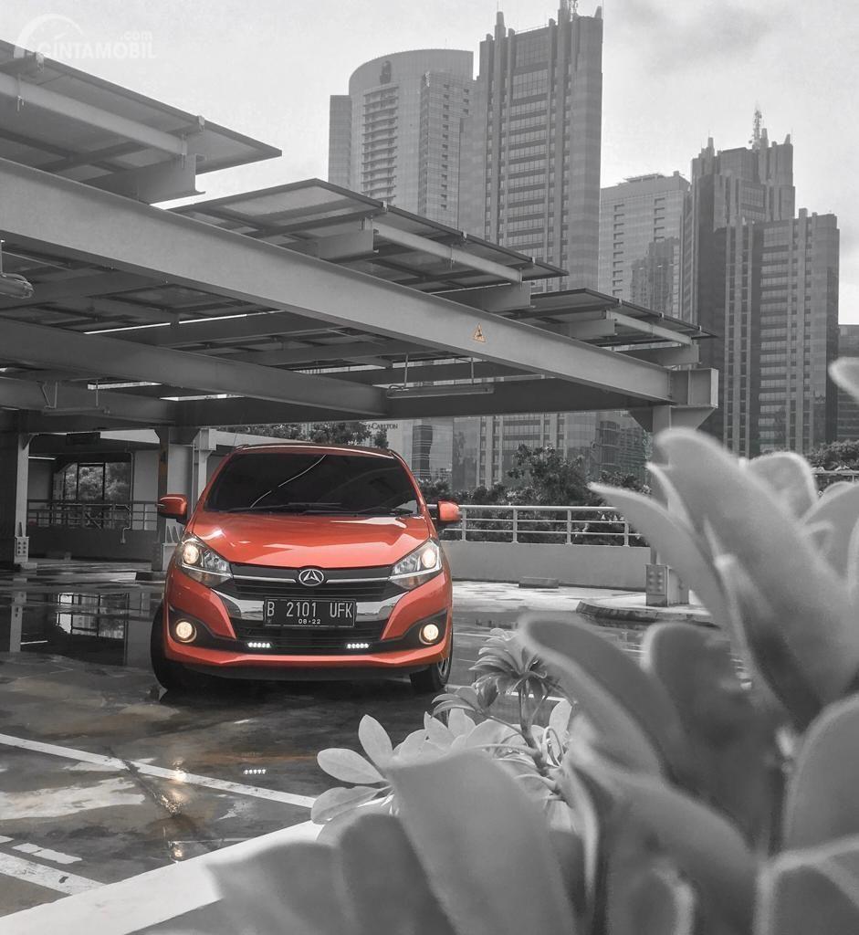 New Ayla Dengan Gambar Daihatsu Mobil Baru Kendaraan