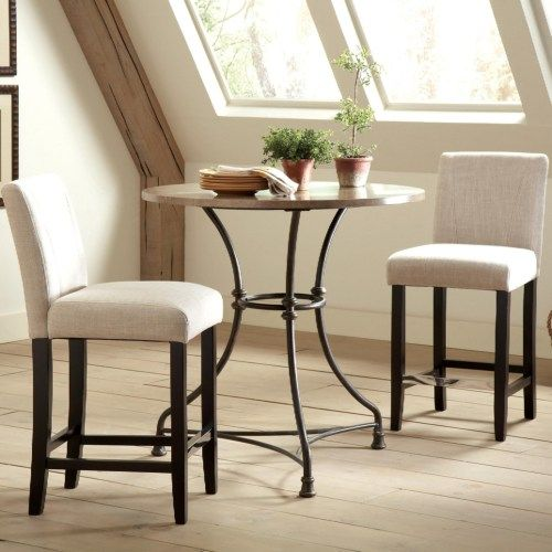Wonderful Coaster Bar Units And Bar Tables Bistro Style 3 Piece Counter Height Dining  Set