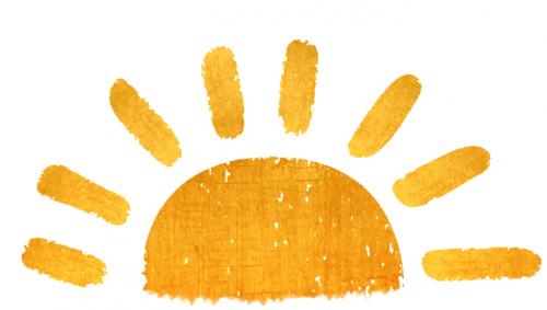 Renee Rising Sun Logo Rising Wellness Wellnessjourney Progress Awareness Discovery Openness Sunshine Warmth Sunshine Logo Sun Drawing Sun Logo