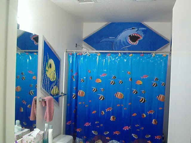 My Boy Is Loving This One Bathroom Pinterest Kid Bathrooms Amazing Bathroom Designs For Kids