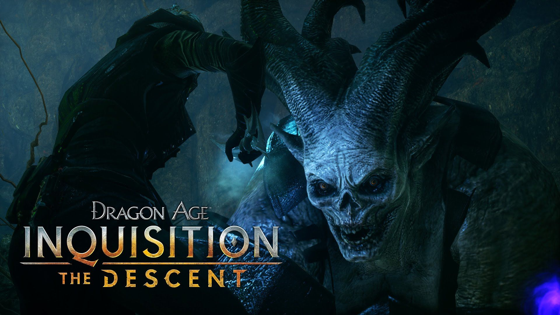DRAGON AGE™: INQUISITION Official Trailer – The Descent (DLC) | Dragon age, Dragon  age inquisition, Dragon age romance
