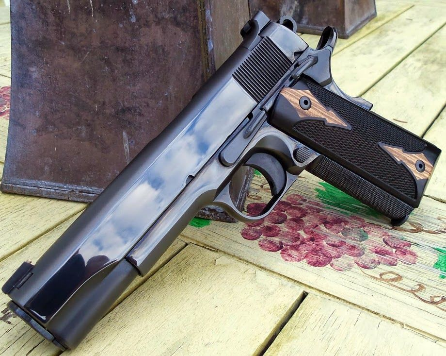 Custom 1911 by Dietrich Gunsmithy