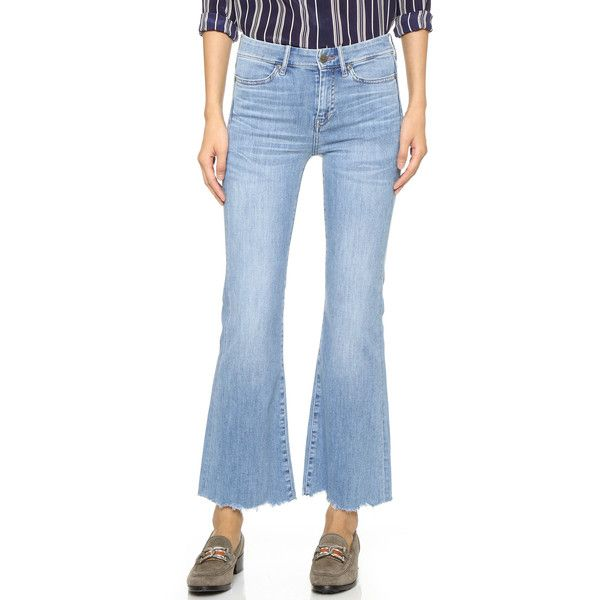 Lou Cropped Flared Jeans Mih Jeans 9MHHmpXP6G