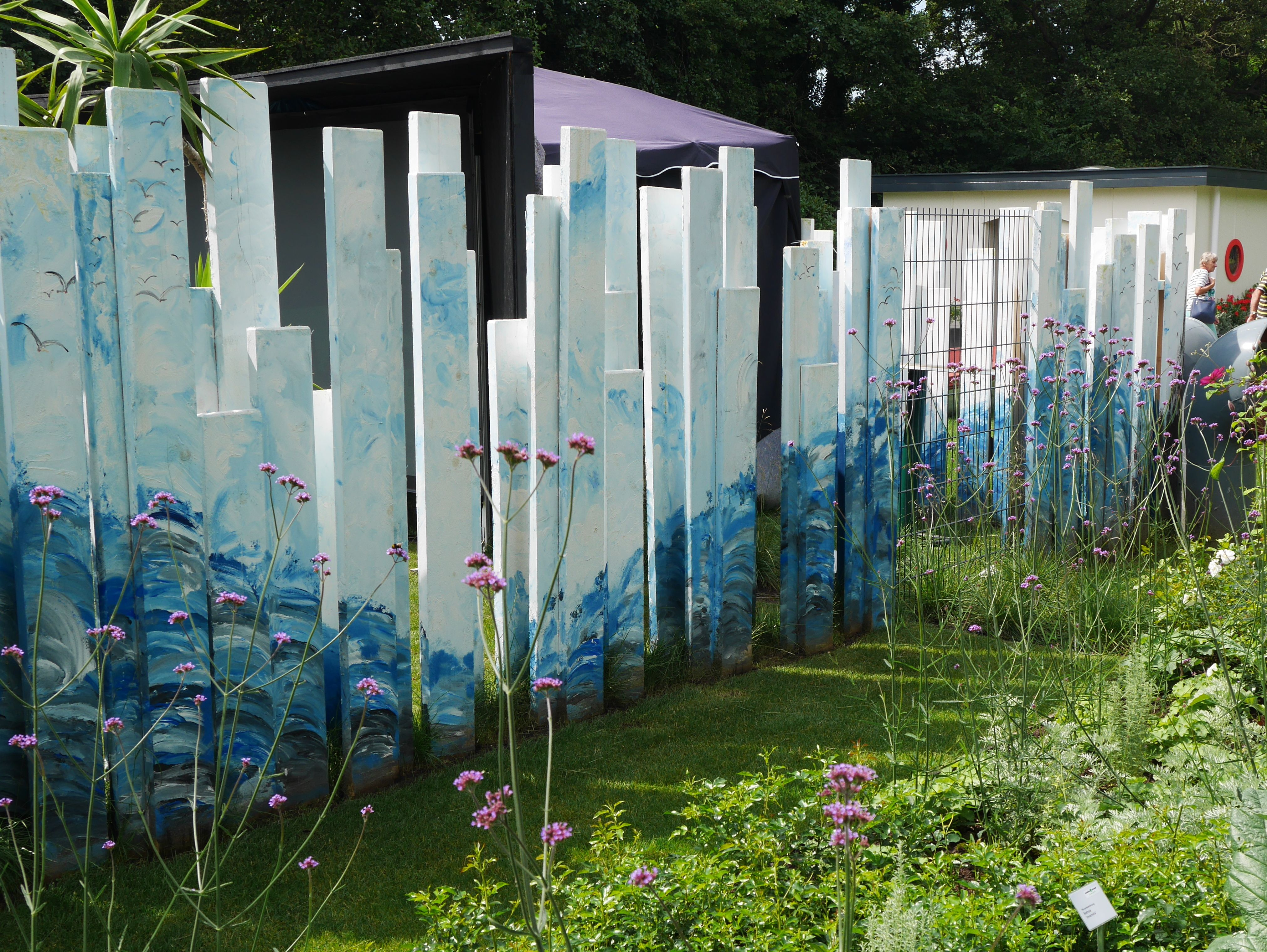 Gartenzaun zäune Pinterest